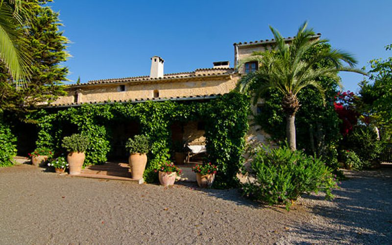 Spanish Villa Website