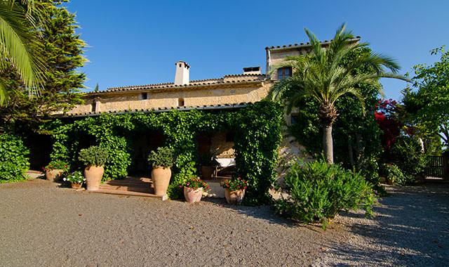 Spanish Villa Website