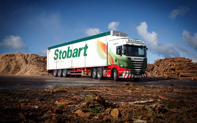 stobart truck